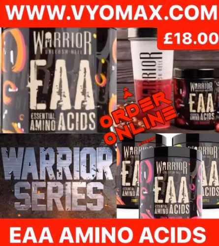 Warrior EAA Powder 360g
